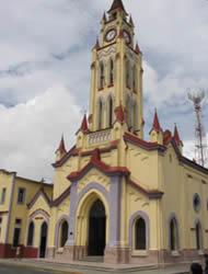 Iglesia de Iquitos
