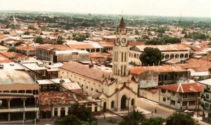 Plaza de Iquitos